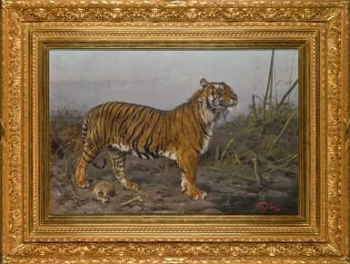 View 2. Thumbnail of Lot 149. Royal Tiger.