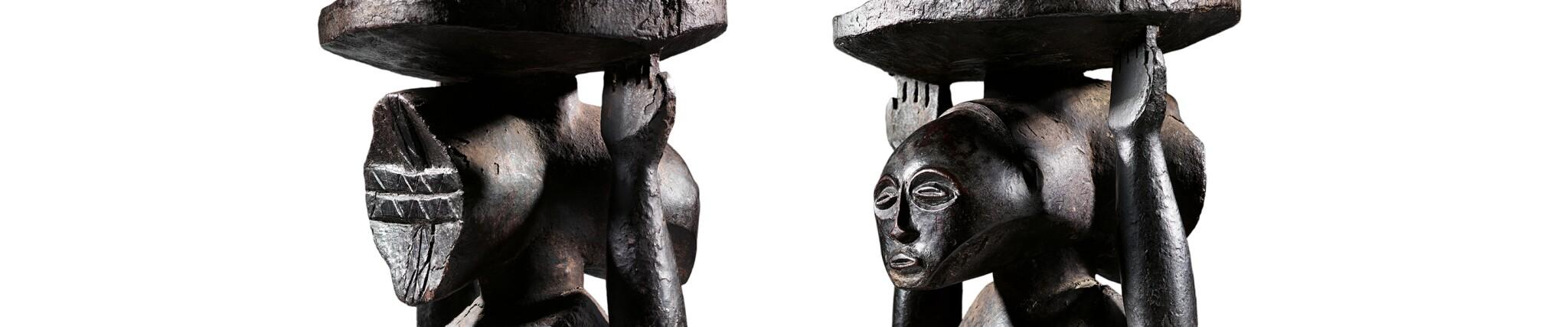 Sculpture : Afrique, Océanie, Amériques