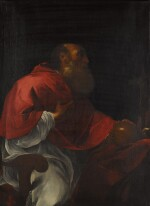 FOLLOWER OF ORAZIO BORGIANNI | THE PENITENT SAINT JEROME