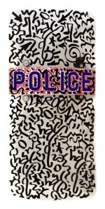 LA2/LAROC | POLICE SHIELD. 2010