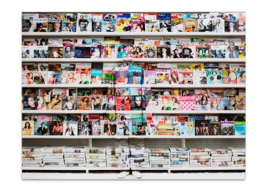 View 2. Thumbnail of Lot 47. LIU BOLIN | AUSTRIAN MAGAZINE, HIDING IN THE CITY # 128, 2012.