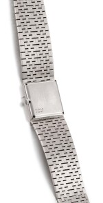 PIAGET | REFERENCE 9133, A WHITE GOLD BRACELET WATCH WITH ONYX DIAL, CIRCA 1970