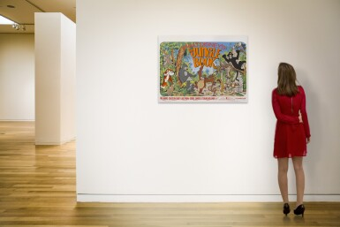 View 2. Thumbnail of Lot 12. THE JUNGLE BOOK (1967) POSTER, BRITISH .