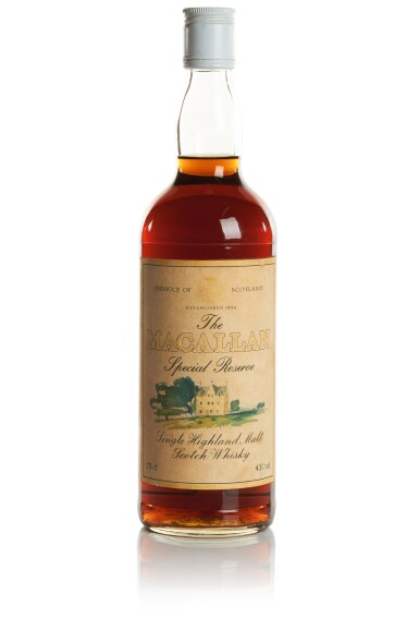 THE MACALLAN EASTER ELCHIES SPECIAL RESERVE 43.0 ABV NV