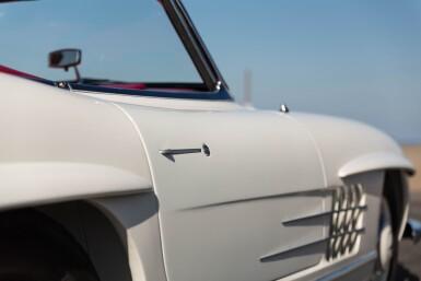 View 52. Thumbnail of Lot 65. 1960 Mercedes-Benz 300SL Roadster.
