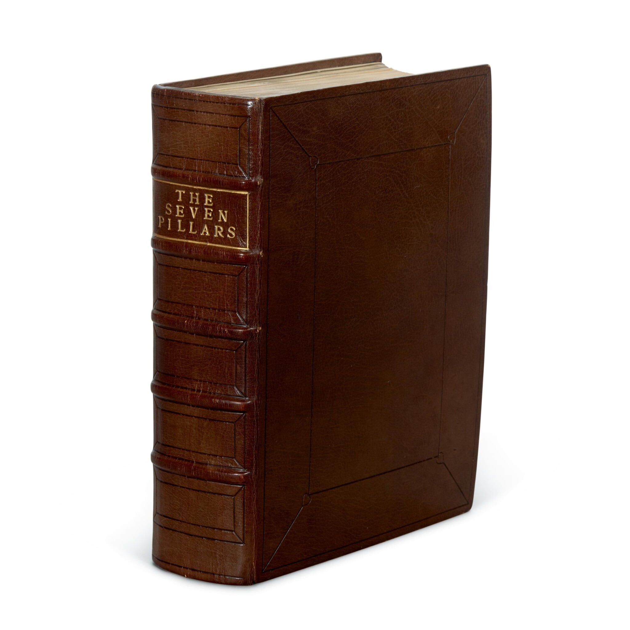 View full screen - View 1 of Lot 101. LAWRENCE | Seven Pillars of Wisdom, 1926, one of 170 copies.