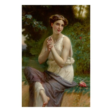 CHARLES LA FONTAINE | A CLASSICAL BEAUTY