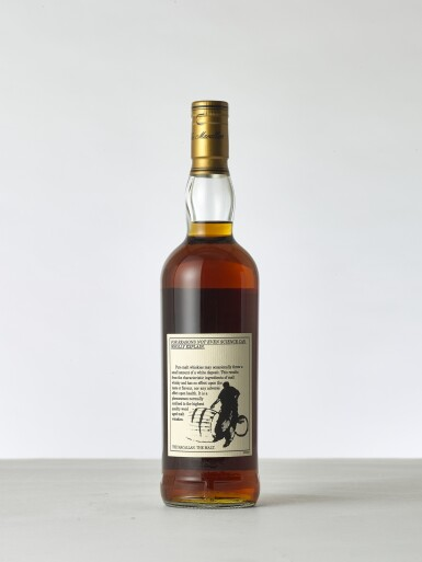 View 2. Thumbnail of Lot 2007. The Macallan 25 Year Old Anniversary Malt 43.0 abv 1968 (1 BT70).