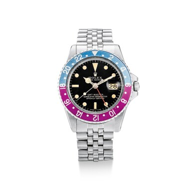 """View 1. Thumbnail of Lot 2125. ROLEX 