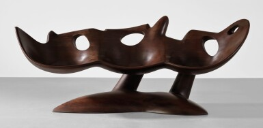 View 1. Thumbnail of Lot 319. WENDELL CASTLE | ARCADIA BENCH.