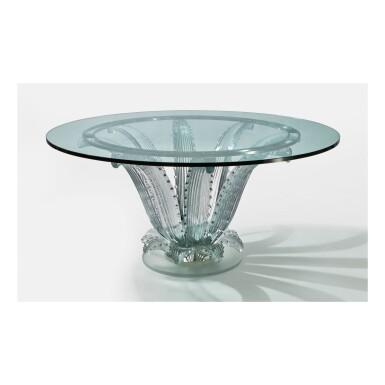 "MARC LALIQUE | ""CACTUS"" TABLE, MODEL NO. 0130400"