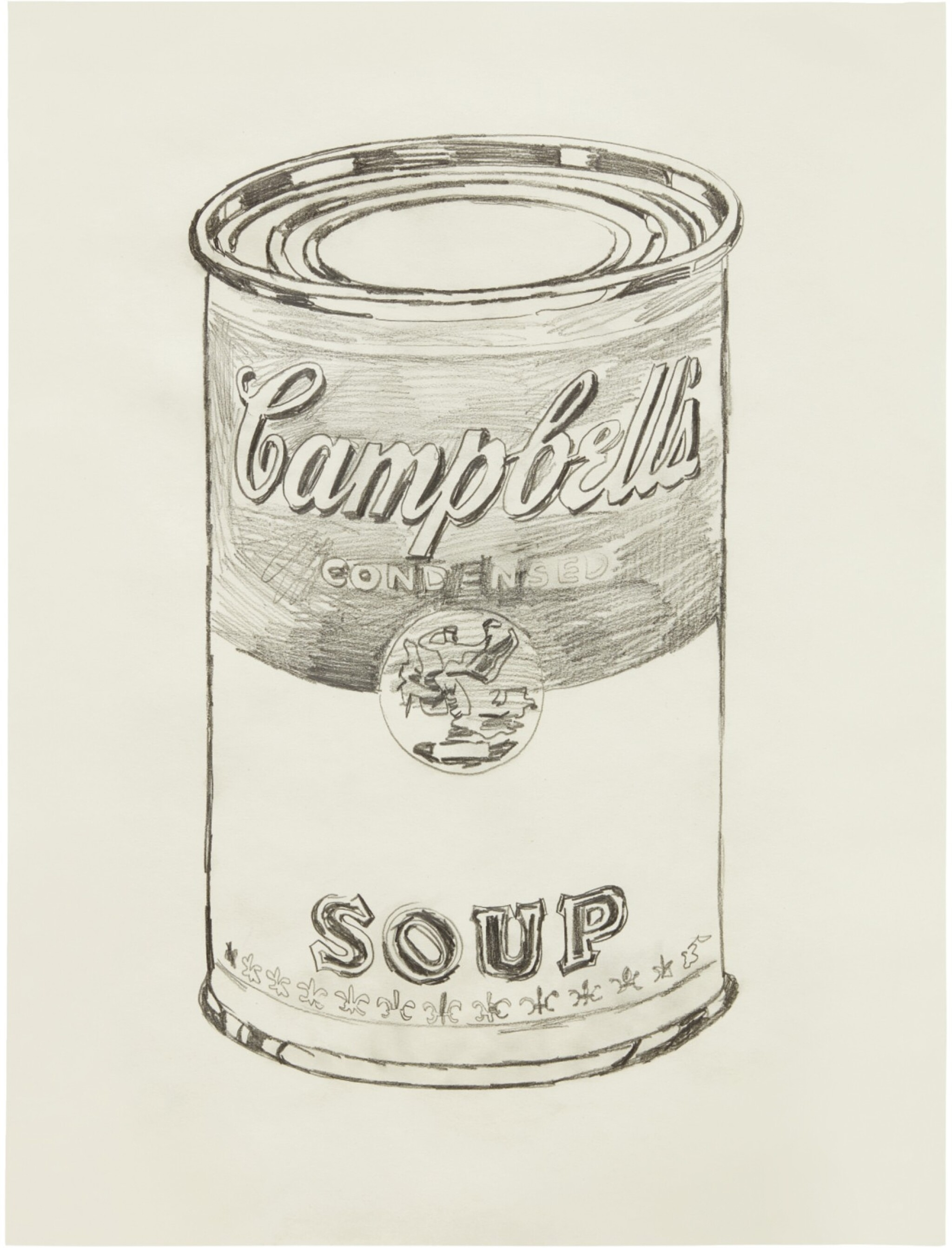 View 1 of Lot 222. ANDY WARHOL | CAMPBELL'S SOUP CAN.