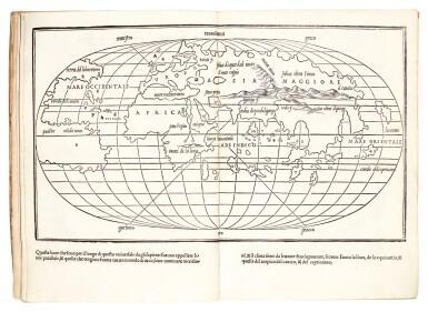 View 2. Thumbnail of Lot 125. Bordone | Isolario, 1547.