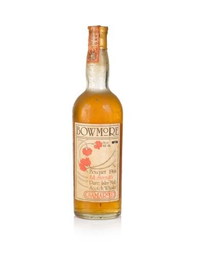 Bowmore Samaroli Bouquet 53.0 abv 1966