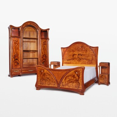 View 4. Thumbnail of Lot 37. Armoire.