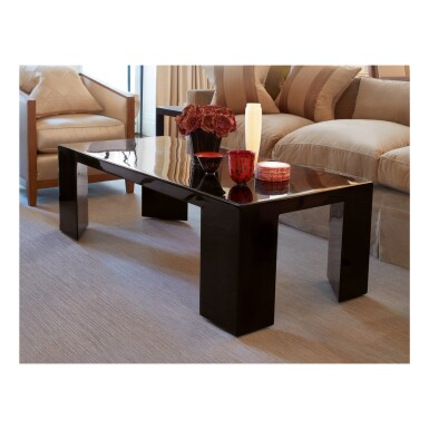 JEAN DUNAND | LOW TABLE