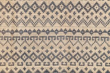View 14. Thumbnail of Lot 6. Un textile cérémoniel pua et trois nattes, Indonésie | A ceremonial cloth pua and three mats, Indonesia.