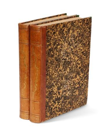 View 4. Thumbnail of Lot 345. Bessa. Flore des jardiniers, amateurs et manufacturiers. 1836. 2 volumes.