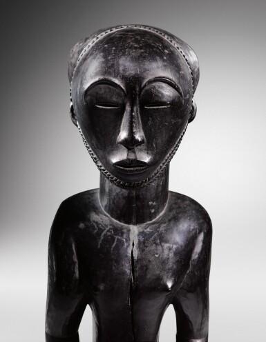 View 5. Thumbnail of Lot 54. Statue, Hemba, République Démocratique du Congo | Hemba figure, Democratic Republic of the Congo.