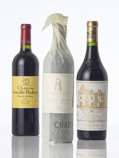 View 1. Thumbnail of Lot 5001. Château Haut Brion 1998 (12 BT).