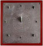 Richard Neville, 19th century | Multi-Gnomon Sundial