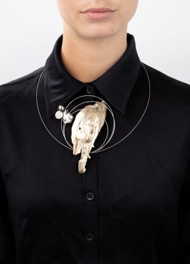 Takis, Necklace [Collier], 'Woman'
