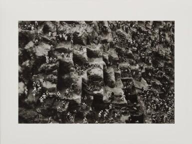 View 34. Thumbnail of Lot 10. 'Serra Pelada, Gold Mine, Brazil'.