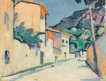Street in Cassis