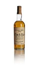 CAOL ILA GORDON & MACPHAIL INTERTRADE CELTIC LABEL 15 YEAR OLD 60.4 ABV 1969