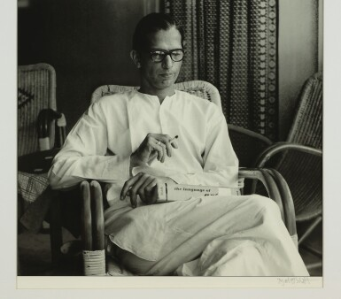 View 6. Thumbnail of Lot 98. JYOTI BHATT | UNTITLED (ELEVEN ICONIC PHOTOS OF ARTISTS).