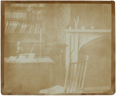 View 16. Thumbnail of Lot 11. William Henry Fox Talbot's Gifts to his Sister: Horatia Gaisford's Collection of Photographs and Ephemera.