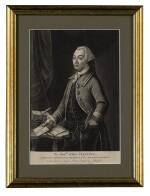 (HANCOCK, JOHN) | The Honble. John Hancock, of Boston in New-England, President of the American Congress.London: Published by C. Shepherd, 25 October 1775