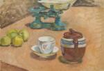 VANESSA BELL | THE KITCHEN TABLE, CHARLESTON