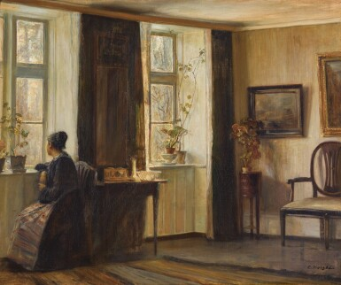 CARL HOLSØE | Lost in Thought