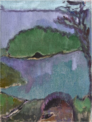 View 1. Thumbnail of Lot 865. PETER DOIG | SAUT D'EAU.