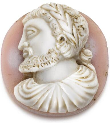 ITALIAN, 16TH OR 17TH CENTURY | CAMEO WITH AN EMPEROR