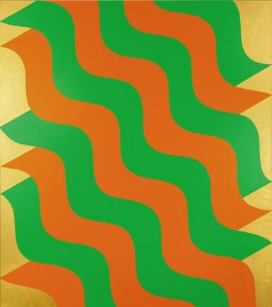 Mocharableh (Green and Orange)
