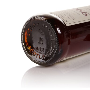 View 4. Thumbnail of Lot 26. The Macallan Fine & Rare 35 Year Old 55.5 abv 1966 .