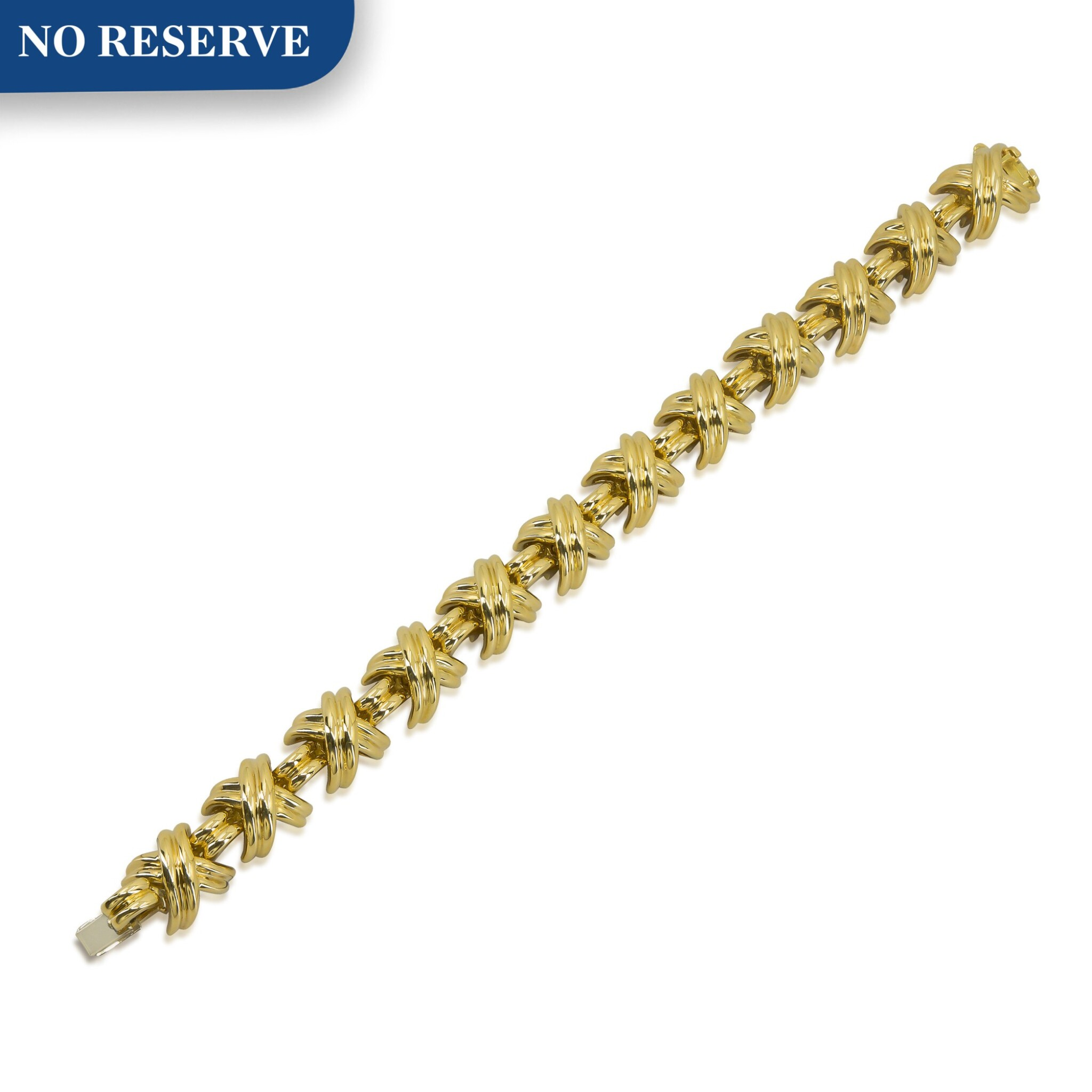 View full screen - View 1 of Lot 18. TIFFANY & CO. | GOLD BRACELET.