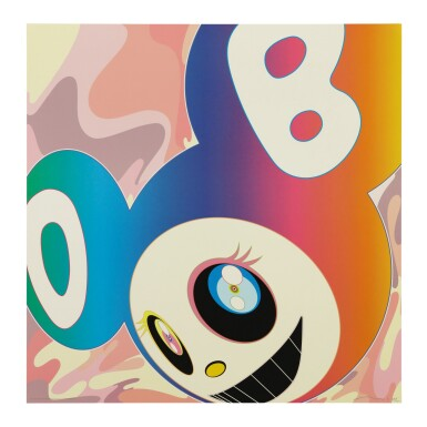 TAKASHI MURAKAMI | AND THEN RAINBOW; AND THEN ICHIMATSU PATTERN; AND AND THEN PLATINUM