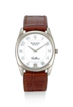 ROLEX | CELLINI, REFERENCE 4233, A WHITE GOLD WRISTWATCH, CIRCA 1999