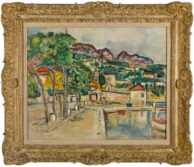 View 2. Thumbnail of Lot 11. The Harbour, Villefranche.