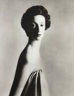 Marella Agnelli, NYC, 1953