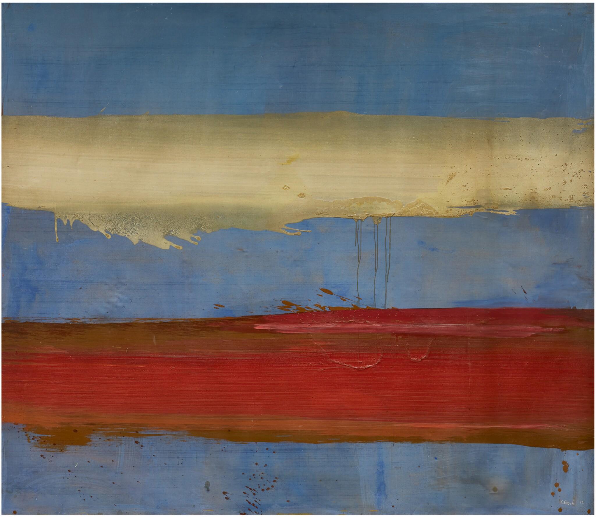 EDWARD CLARK | SCARLETT BLUE