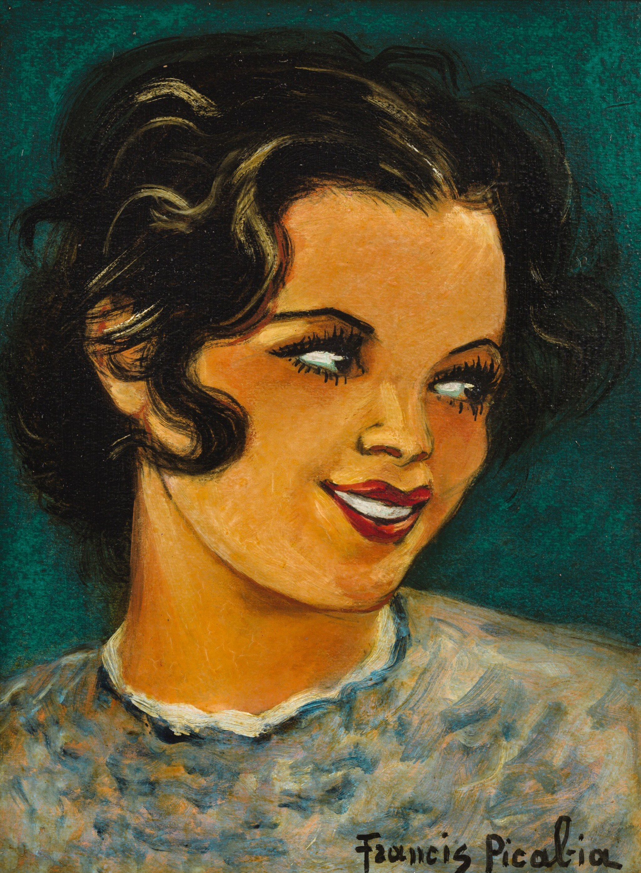 View full screen - View 1 of Lot 26. FRANCIS PICABIA   SANS TITRE.