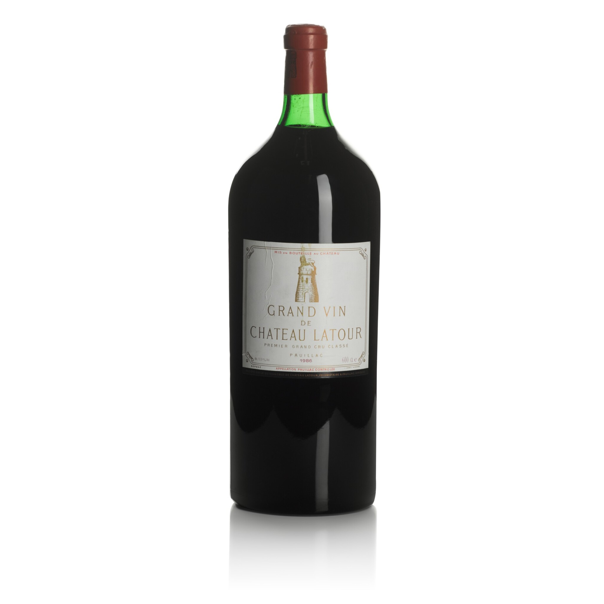 View full screen - View 1 of Lot 6. Château Latour 1986  (1 IMP).