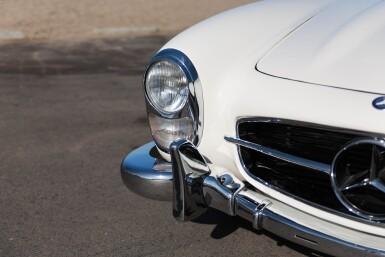 View 44. Thumbnail of Lot 65. 1960 Mercedes-Benz 300SL Roadster.