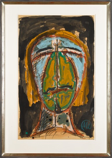 View 2. Thumbnail of Lot 34. Untitled (Parsifal series).