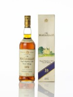 The Macallan 18 Year Old 43.0 abv 1974 (1 BT70)