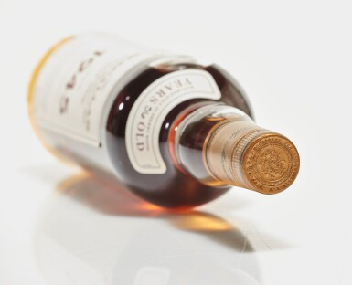 View 3. Thumbnail of Lot 11. The Macallan Fine & Rare 56 Year Old 51.6 abv 1945 (1 BT70cl).